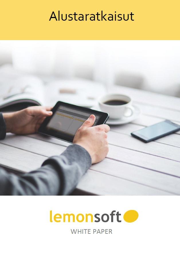 Lemonsoftin alustaratkaisut